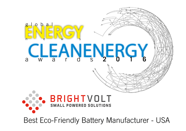 BrightVolt wins GE Clean Energy Award