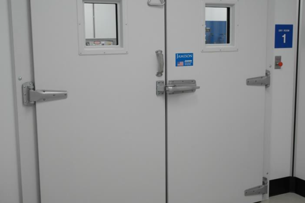 Dry Room Entry
