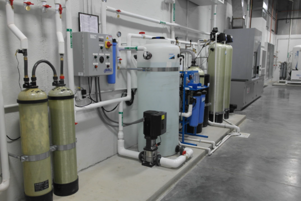 water chiller and filter
